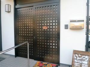 リンカちりょう院玄関
